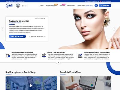 Jash - webdesign preview uiux ux ui material design web design web preview jash