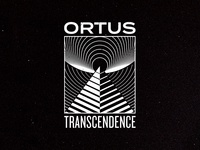 Ortus Transcendence geometric art geometry space abstract optical tshirt transcendence transcend ortus
