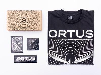 Transcendence meditation space pyramid black and white ortus apparel stickers sticker tshirt optical geometric abstract transcendence
