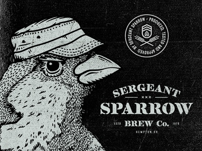 Sergeant Sparrow Brew Co.
