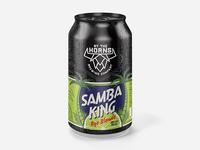 Samba King Can