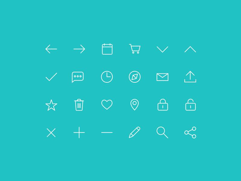 Buscom icons 2