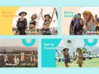 Coachella Facebook Ads