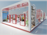3D Exhibition Stand 31