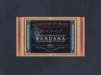 Free People Bandana Packaging
