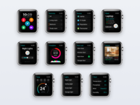 Smart Home Watch App
