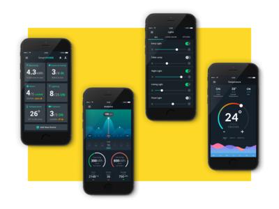 Smart Home App app home smart apple