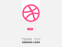 Thank you @germanleon
