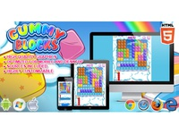 HTML5 Games: Gummy Blocks