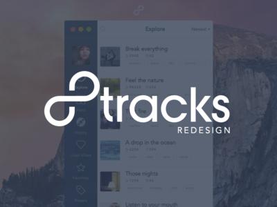 8tracks Redesign