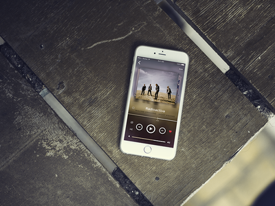 Music player Freebie music player music player freebie sketch freebies sketch music player ios