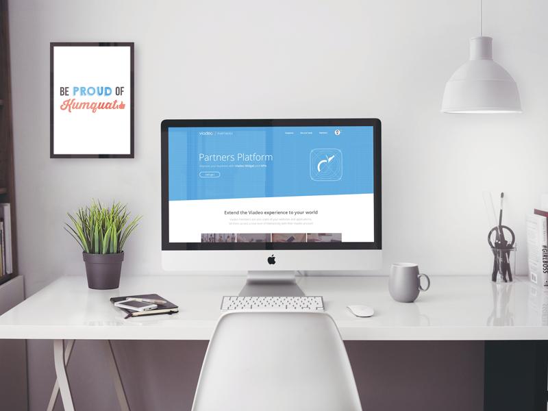 Viadeo Partners api developer api logo blueprint landing page developer developer platform developer page
