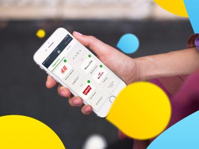 Influans e-commerce app