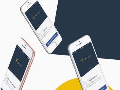 Onboarding Intro mobile app ios app fashion app app e-commerce ecommerce case study brands onboarding