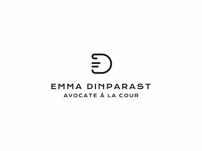 Lawyer Branding lawyer logotype logo branding
