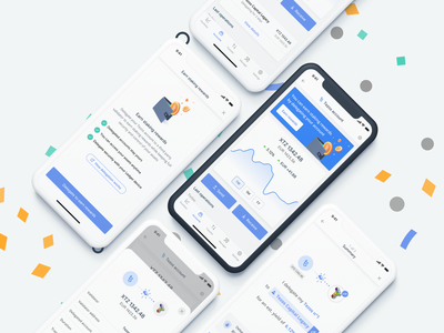Staking Tezos with Ledger Live design ux ui cryptocurrency investments ledger live mobile app ledger live ios wallet app crypto wallet cryptocurrency exchange cryptocurrency app cryptocurrency tezos ledger staking