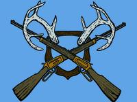 Antlers & Rifles