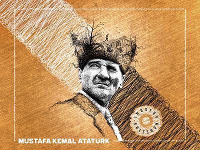 Mustafa Kemal ATATÜRK osman.work imagery salesman turk turkey hero turkish ataturk atatürk mustafa kemal