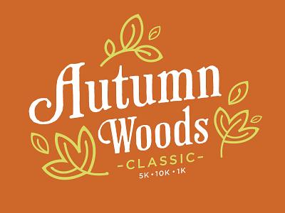 Race t-shirt...or beer label? phaeton veer autumn leaves