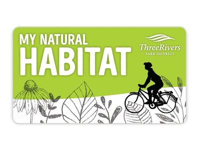 Natural Habitat sticker v1