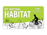 Natural Habitat sticker v1