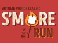 S'more Run t-shirt draft