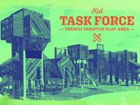 kid task force t-shirt draft