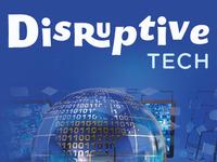 Disruptive tech, event title
