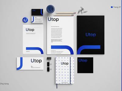 Branding Identity Utop