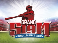 Grand Slam Home Clearance Event