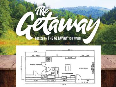 The getaway clayton homes by justin ellis dribbble the getaway clayton homes malvernweather Gallery