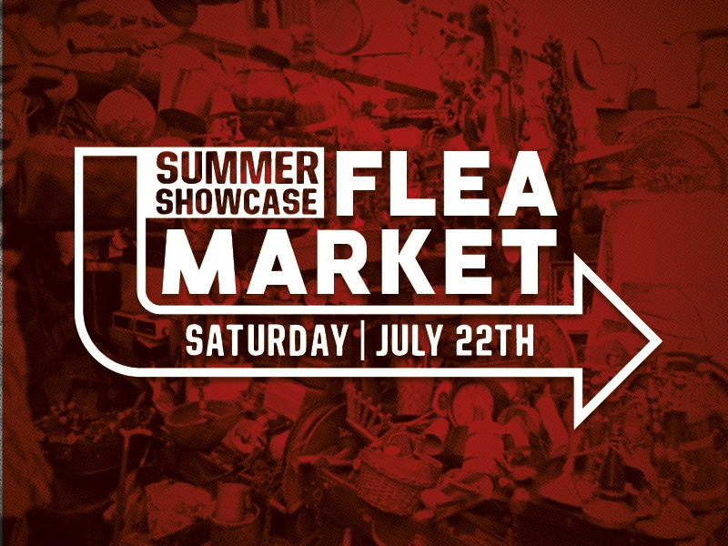 Summershowcase fleamarket