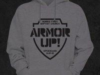 Norris First Baptist Church - Armor Up Hoodie