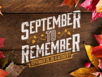 Clayton Homes - September to Remember