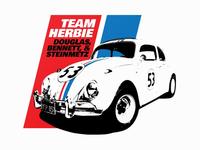 Team Herbie - Douglas, Bennett, & Steinmetz