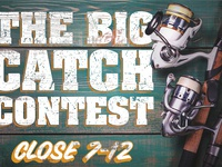 Clayton Homes - Big Catch Contest Promo