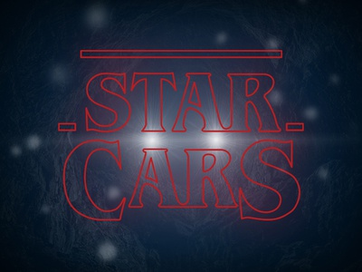 Star Cars - Stranger Things