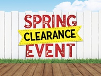 Clayton Homes - Spring Clearance Event