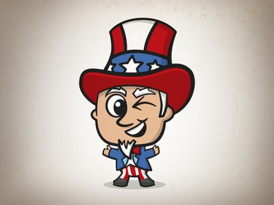 High Resolutions - Widdle Uncle Sam