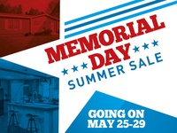 Clayton Homes - Memorial Day