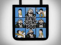 Jay and Silent Bob Bag