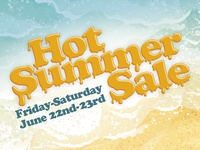 Clayton Homes - Hot Summer Sale