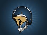 Douglas Racing Helmet