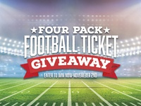 Clayton Homes - Football Ticket Giveaway