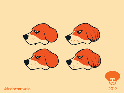Hound Head Variations