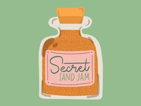 Secret Sand Jam