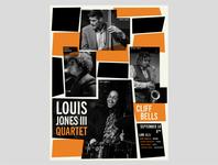 Louis Jones III Quartet
