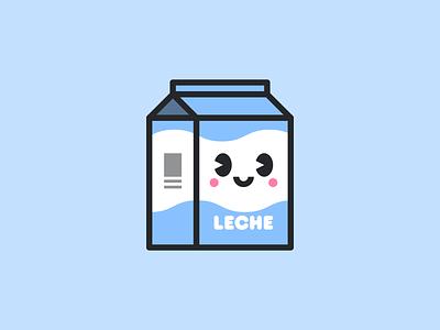 Leche leche milk