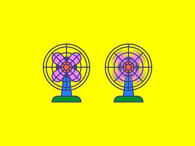 Fan ventilador fan
