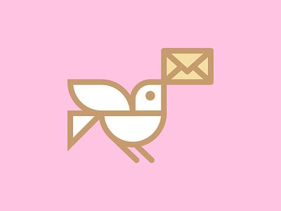 Good News mensajero messenger paloma mensajera messenger pigeon correo mail pigeon paloma